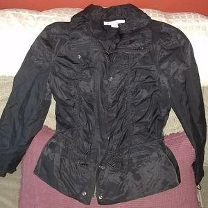 Kenneth Cole sz XS women's black jacket